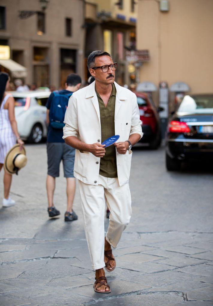 Pitti Uomo 96: что носят европейские модники