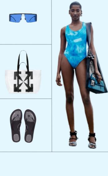 К лету готовы: составляем модный пляжный гардероб