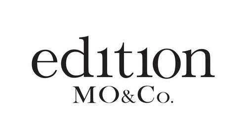 MO&CO EDITION