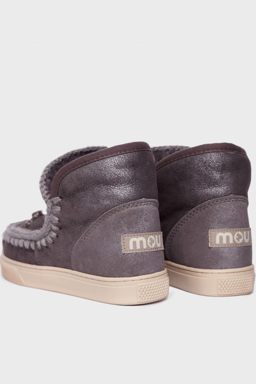 Ботинки в стразах MOU MOU28004