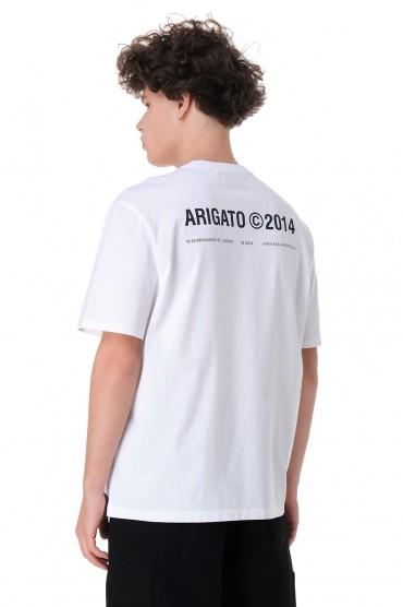 Футболка с логотипом AXEL ARIGATO AAmp11007