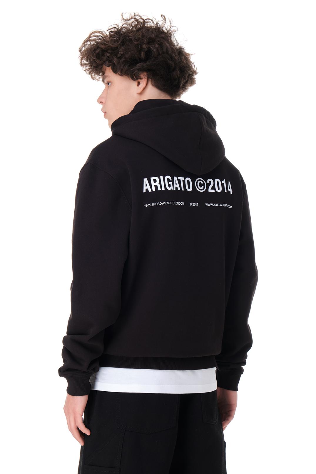 Худи oversize с логотипом AXEL ARIGATO AAmp11008