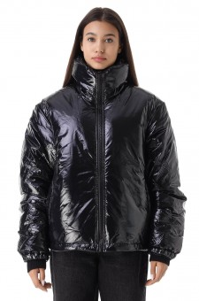 Лакированная куртка FACE