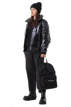 ACNE STUDIOS Лакированная куртка FACE