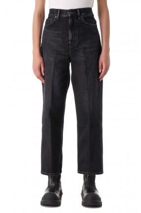ACNE STUDIOS Укороченные джинсы