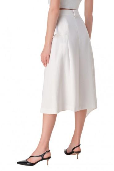 Асимметричная юбка AKIRA NAKA AKI11003
