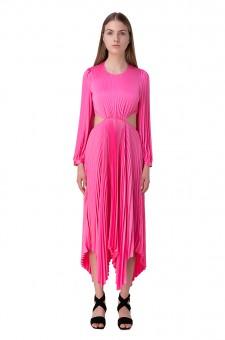 Плиссированное платье Naples