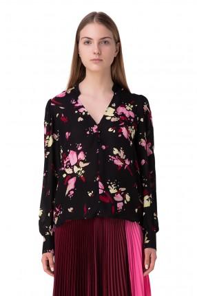 A.L.C. Блуза с цветочным принтом Rivera
