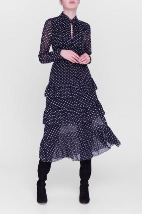 ALEXIS Платье в горох