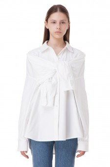 Рубашка с двумя парами рукавов