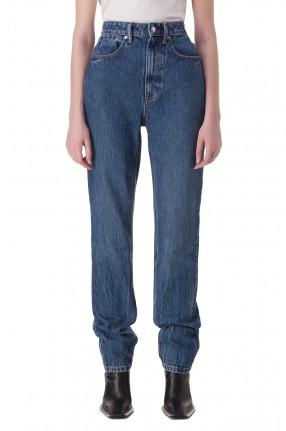 ALEXANDER WANG Удлиненные джинсы