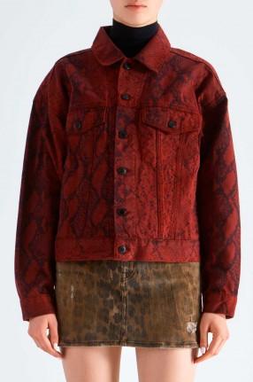 ALEXANDERWANG Джинсовая куртка