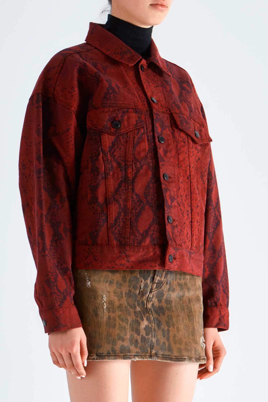 Джинсовая куртка ALEXANDER WANG ALWd29001