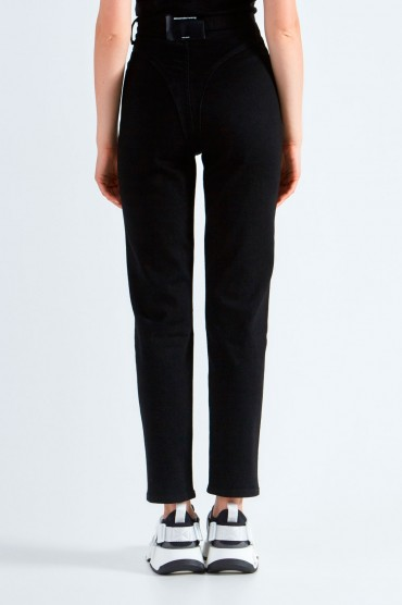 Укороченные джинсы ALEXANDER WANG ALWd29006