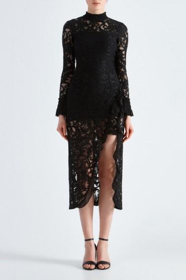 Платье из кружева ALEXIS ALX19005