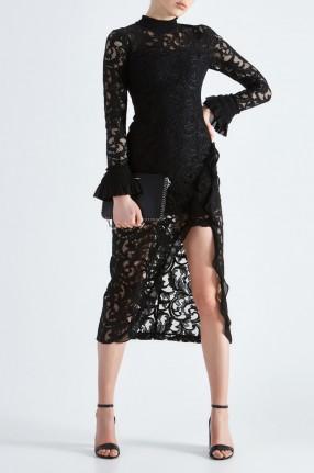 ALEXIS Платье из кружева