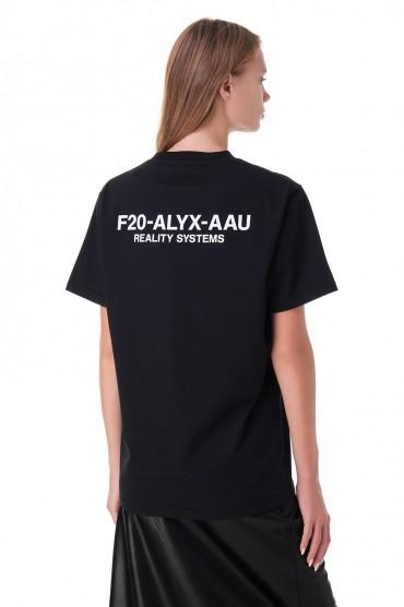 Футболка oversize с принтом 1017 ALYX 9SM ALYX20016