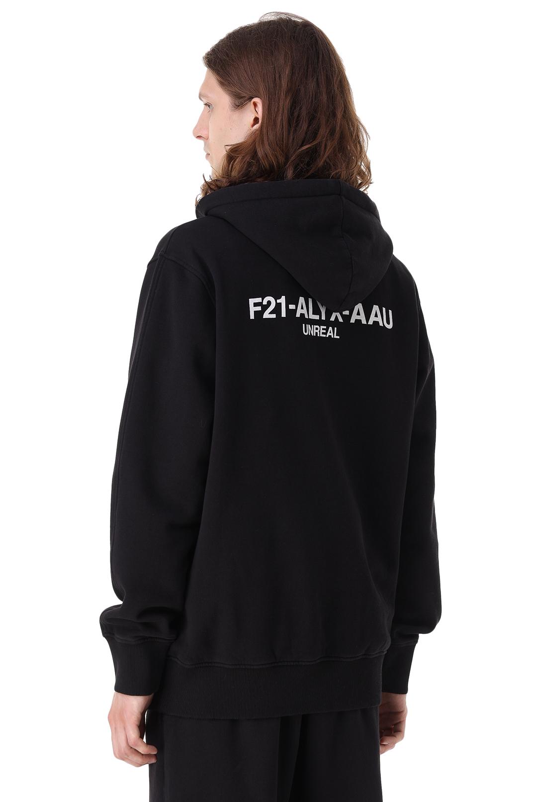 Худи oversize с логотипом 1017 ALYX 9SM ALYm21007