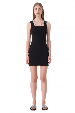 1017 ALYX 9SM Платье с цепочкой