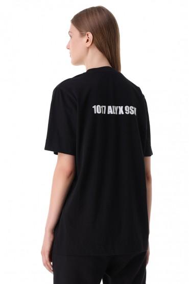 Футболка oversize с логотипом 1017 ALYX 9SM ALYw21018