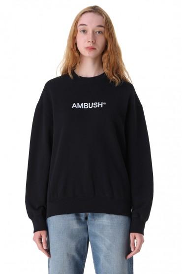 Свитшот с логотипом AMBUSH AMB11005