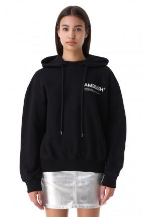 AMBUSH Худи oversize с логотипом