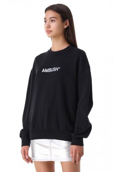 Свитшот oversize c логотипом AMBUSH AMB21022