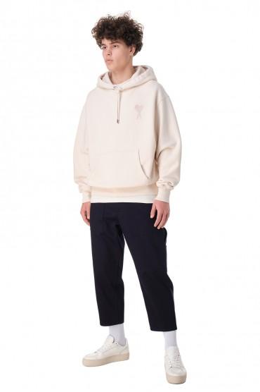 Укороченные брюки AMI PARIS AMIm11003