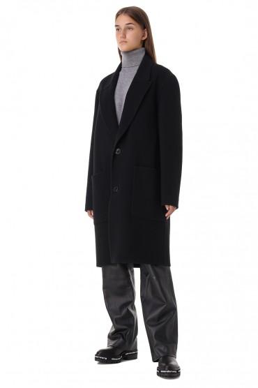 Пальто AMI PARIS AMIw21010
