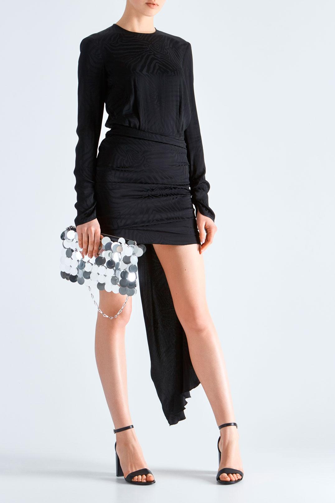 Драпированное платье THE ATTICO ATIC19005