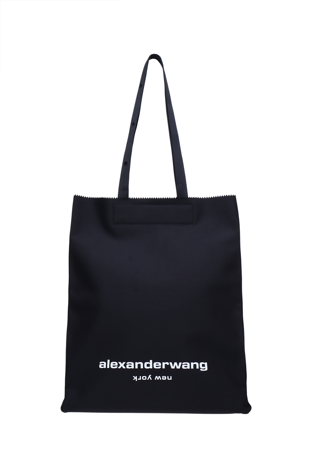 Сумка-тоут с логотипом ALEXANDER WANG AWbp11002