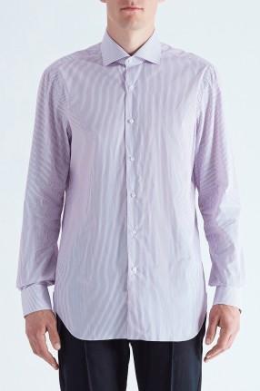 BARBA Рубашка в полоску