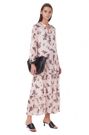 BAUM UND PFERDGARTEN Платье с цветочным принтом