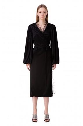 CHRISTOPHER KANE Платье на запах
