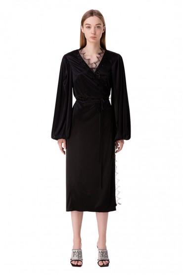 Платье на запах CHRISTOPHER KANE CHRp10001