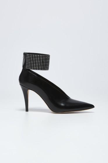 Туфли с браслетами в стразах CHRISTOPHER KANE CHRp19001