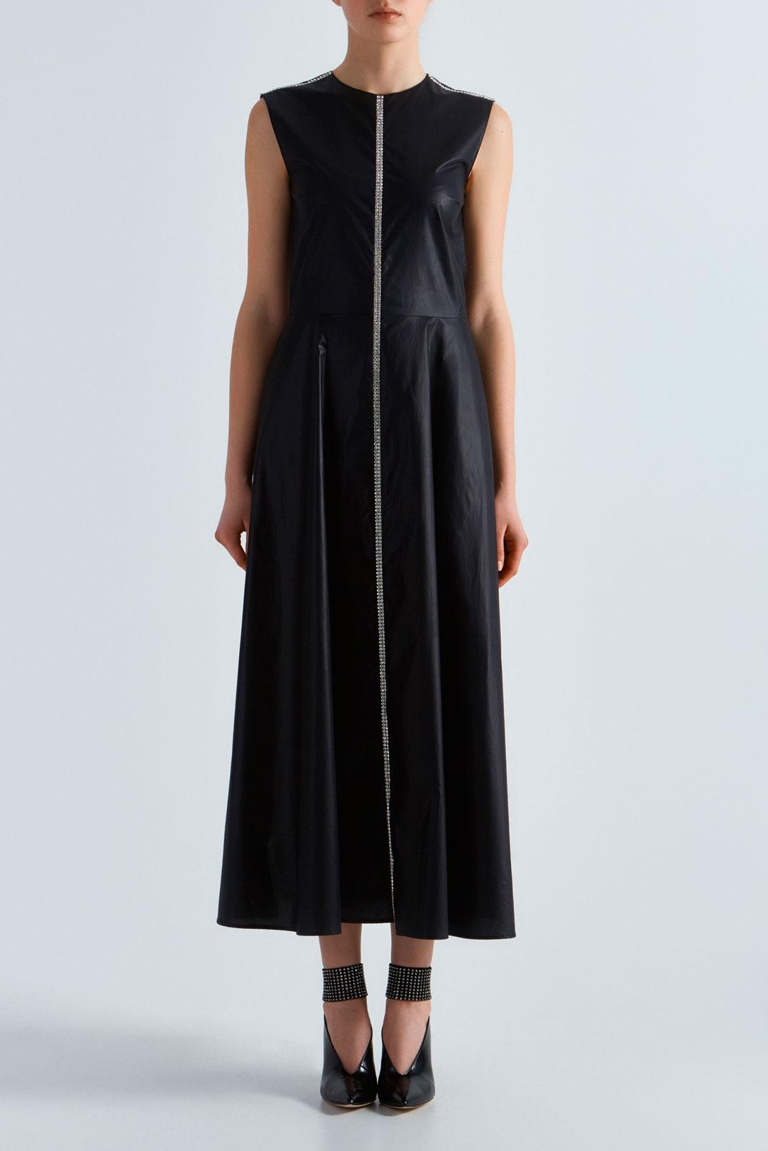 Платье со стразами CHRISTOPHER KANE CHRp19007