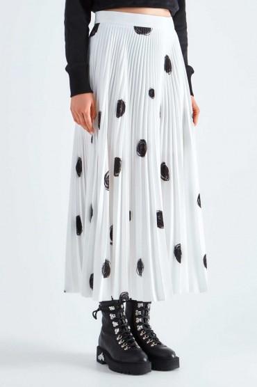 Плиссированная юбка CHRISTOPHER KANE CHRp29003
