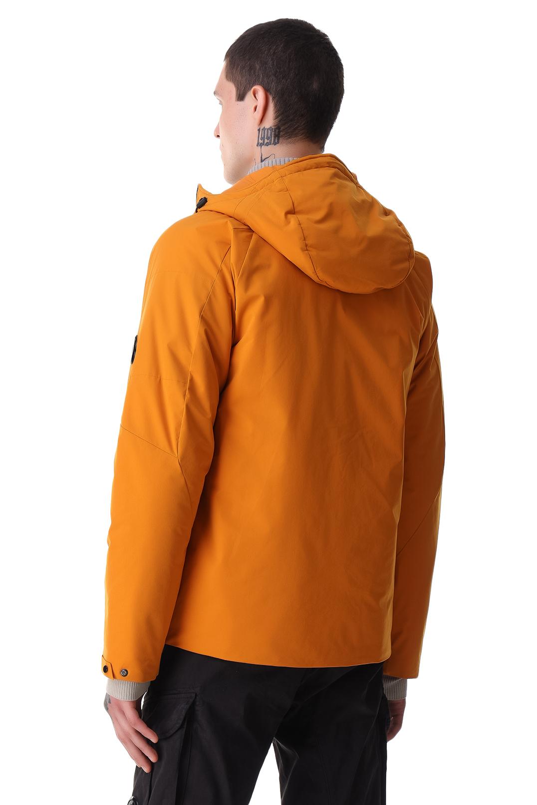 Куртка с капюшоном и линзой C.P.COMPANY CPC21009