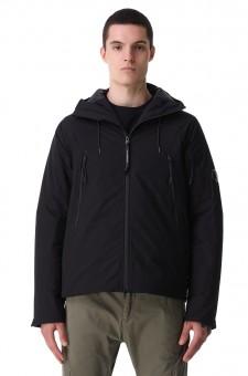 Куртка с капюшоном и линзой