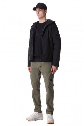 C.P.COMPANY Куртка с капюшоном и линзой