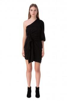 Асимметричное платье RUBY