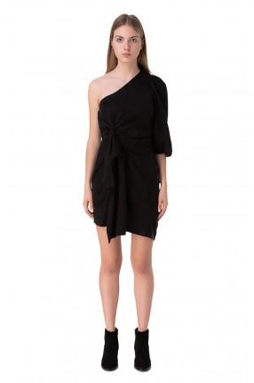 DESIGNERS REMIX Асимметричное платье RUBY