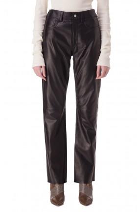DROME Кожаные брюки