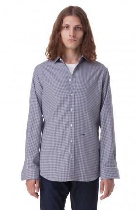 DSQUARED2 Рубашка в клетку