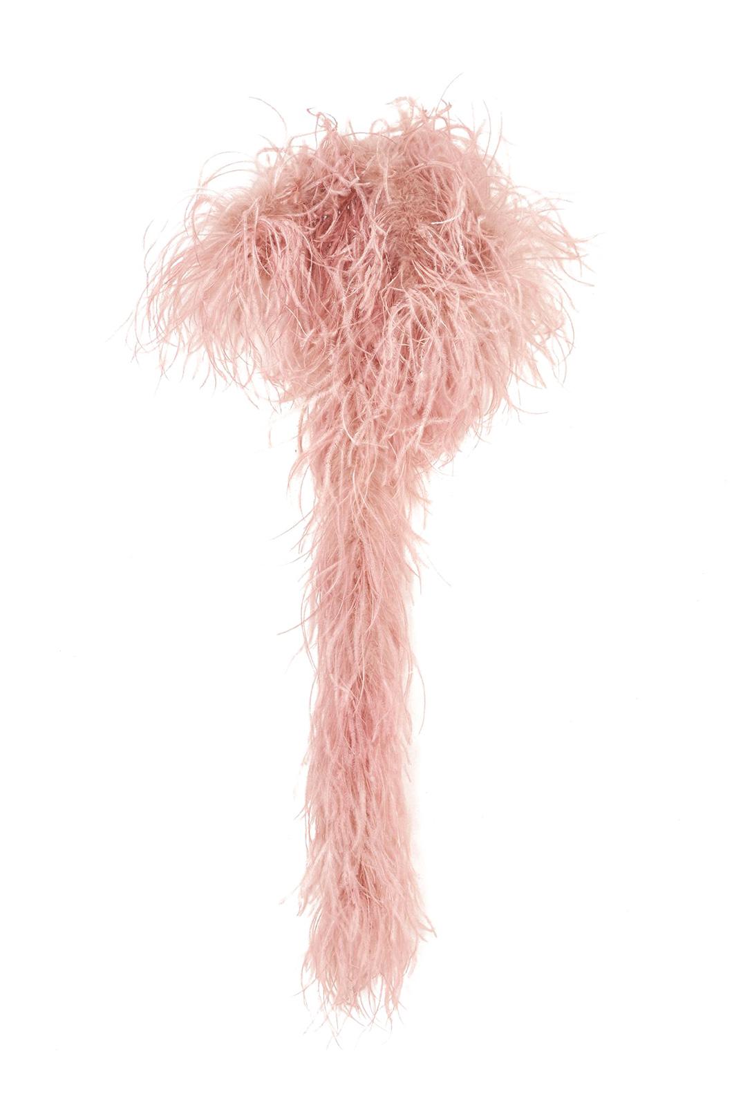 Брошь из страусиных перьев ESSENTIEL ANTWERP ESAp11004