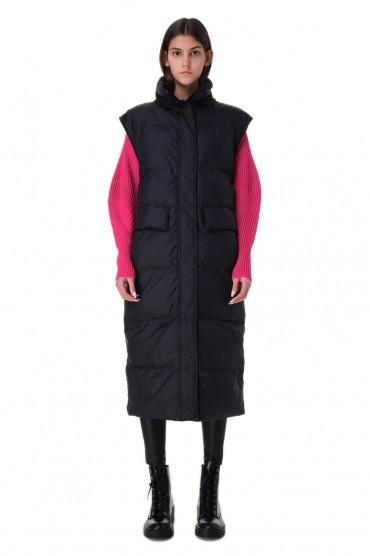Удлиненная стеганая куртка-трансформер ESSENTIEL ANTWERP ESAw20011