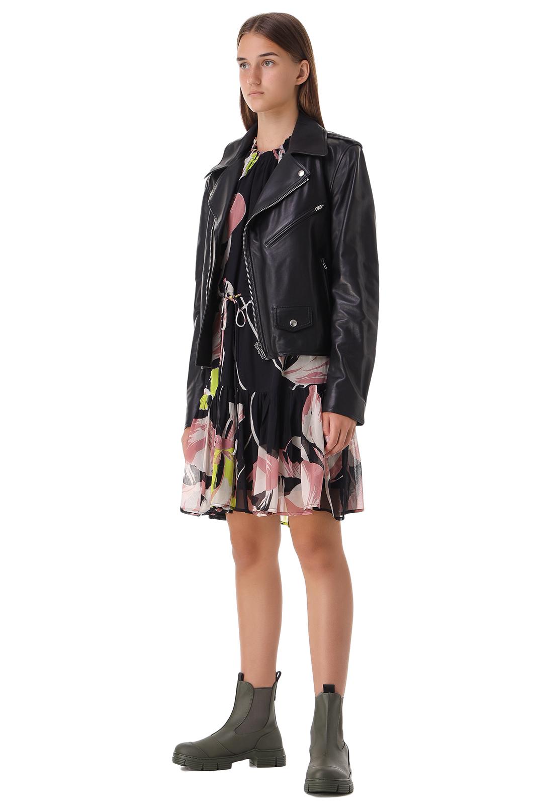 Платье с принтом ESSENTIEL ANTWERP ESW21016