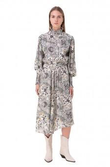 Платье с принтом CESCOTT