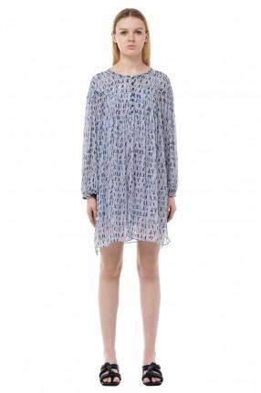 ETOILE ISABEL MARANT Платье с принтом